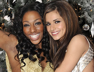 Cheryl Cole's £5,000 holiday gift to birthday girl Alexandra Burke