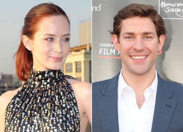 Emily Blunt to wed 'The Office' star John Krasinski