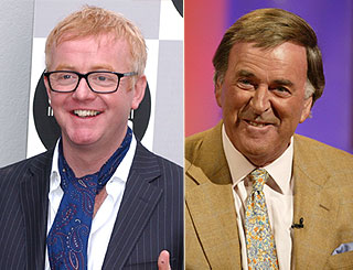 Chris Evans to fill Terry Wogan's shoes on radio breakfast show