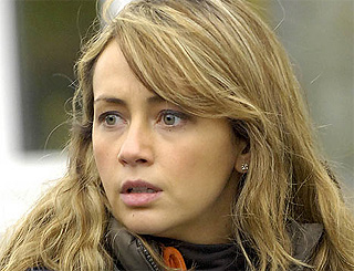 Samia Smith returns to work after discovering body in van