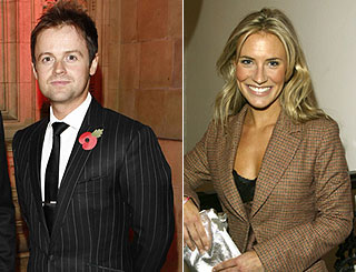 'Things are going brilliantly with Dec,' says TV host Georgie