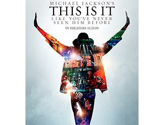 This Is It: First look at Michael Jackson film poster
