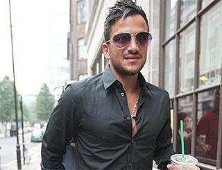 'I'm after a nice girl,' says newly-divorced Peter Andre