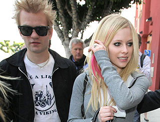 Avril Lavigne and husband splitting after three years of marriage