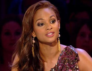 Alesha Dixon asks BBC for help amid 'Strictly' criticism
