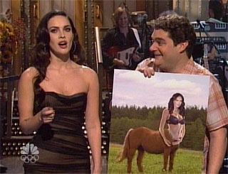Megan Fox lives up to sexy reputation as the host of 'SNL' show