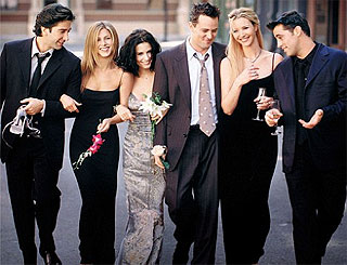 TV's favourite Friends to reunite in big-screen version