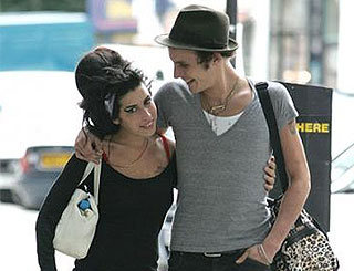 Amy Winehouse and ex-husband swap romantic messages