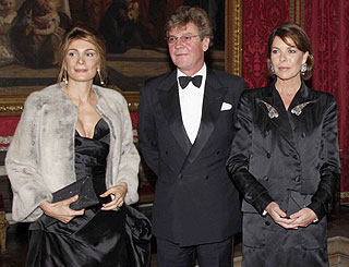 Caroline of Monaco's friend denies romance with Prince Ernst