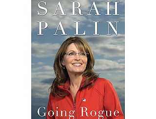 Sarah Palin's book tops best-seller list before hitting shops