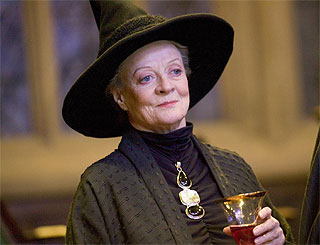 Maggie Smith vows to complete Potter despite cancer