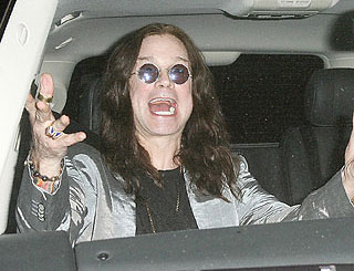 Nineteenth time lucky: Ozzy Osbourne gets his licence
