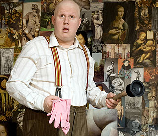 Mourning Matt Lucas won't return to West End role