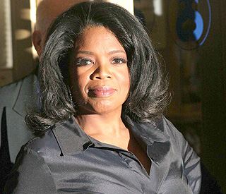 Oprah Winfrey being sued by former private jet worker