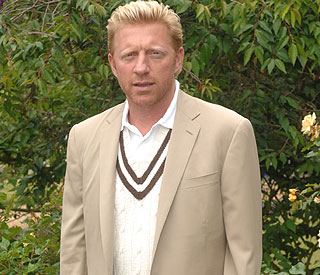 Boris Becker clears up details of daughter's conception