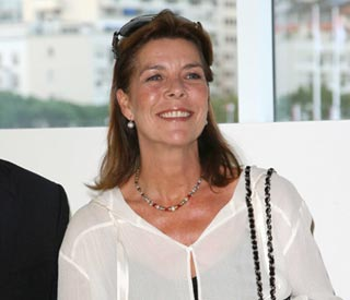 Princess Caroline positive despite separation rumours