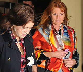 Duchess of York plans quiet 50th birthday dinner