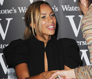 Leona Lewis 'shocked but ok' after punch