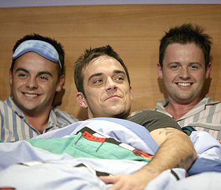 Ant and Dec Christmas special for Rob