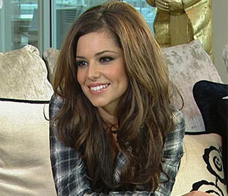 Cheryl Cole too nervous for pals to watch performance