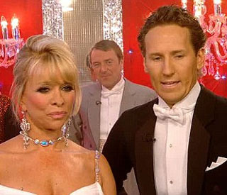 Brendan Cole's defence of Jo provokes criticism