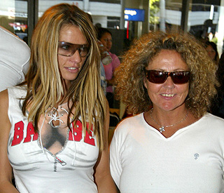 Katie Price's mum speaks out about marriage break-up