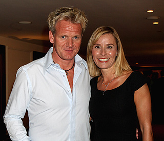 'We're closer after affair claims,' says Gordon Ramsay