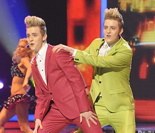 'X Factor's John and Edward are viewers' favourites