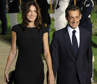 Former mistress tells of Nicolas Sarkozy's roving eye