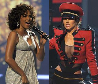 Whitney beats Cheryl Cole in our 'X Factor' vote