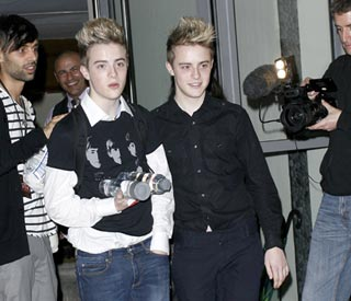 Chinese ambassador riled by John and Edward fans