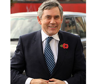 "Gordon Brown: ""I prefer 'X Factor' over 'Strictly'"
