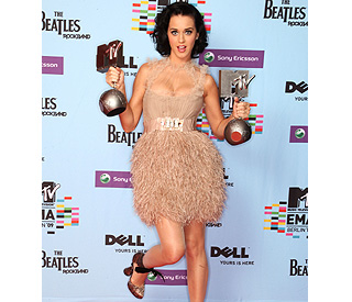 Katy Perry on her 'special thing' with Russell Brand