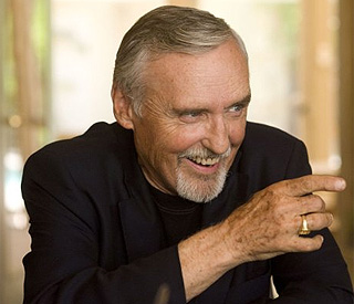 Dennis Hopper optimistic about new cancer treatment