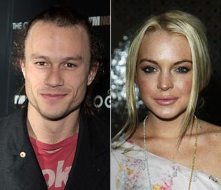 Lindsay Lohan was dating Heath says mother