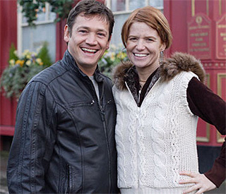 Ricky proposes to Bianca for EastEnders anniversary