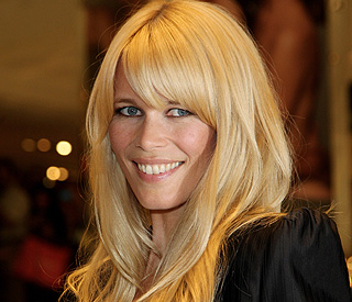 Claudia Schiffer considers her second fashion career