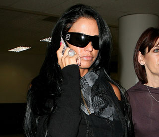 Celebs don't want to share jungle with Katie Price