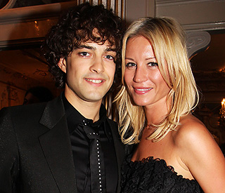 Denise Van Outen shares plans for her wedding gown