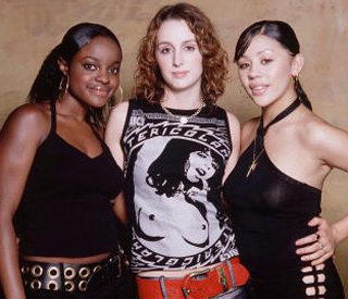 Original Sugababes hire Peter Andre's manager