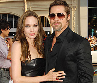 Brad Pitt and Angelina Jolie turn jewellery designers