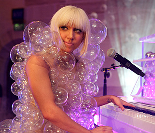 Lady Gaga to perform for the Queen