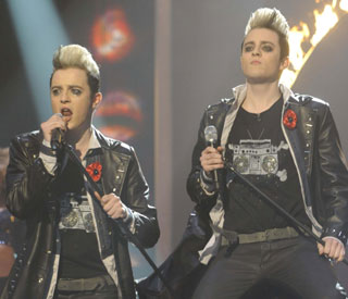 Gordon Brown: 'Jedward are good at other things'