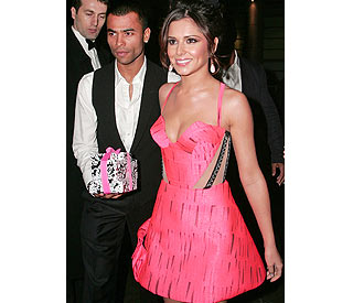 Cheryl and Ashley Cole defy break-up reports