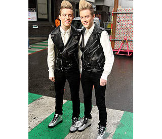 Jedward say no to girls… but would like a Chihuahua