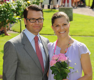 Giant party planned for Princess Victoria's wedding