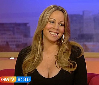 Kate Garraway reveals Mariah's diva requests
