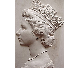 Rare Queen plaster cast to go under the hammer