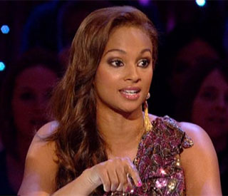 Alesha Dixon may not return to Strictly next year