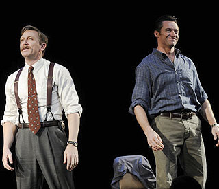Daniel Craig and Hugh Jackman auction sweaty vests